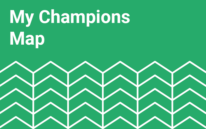 My Champions Map