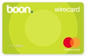boon. ist eine Marke der Wirecard AG, Aschheim bei München.