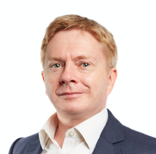 Andy Tomkins, CEO EMEA