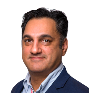 Harry Singh, UK Managing Director
