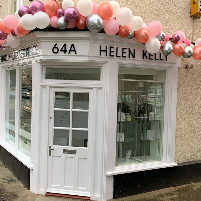Congratulations to my wife on her clinic opening.....www.femiclinics-aesthetics.com for prices.....
