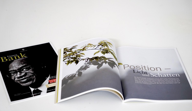 Geschäfts- und Nachhaltigkeitsbericht