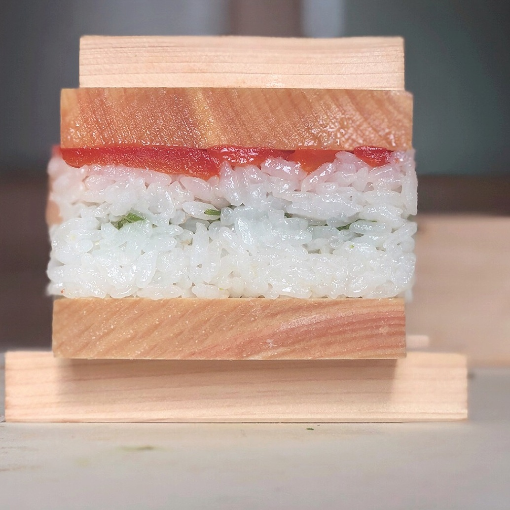 Playful but Authentic to Japanese cooking method -