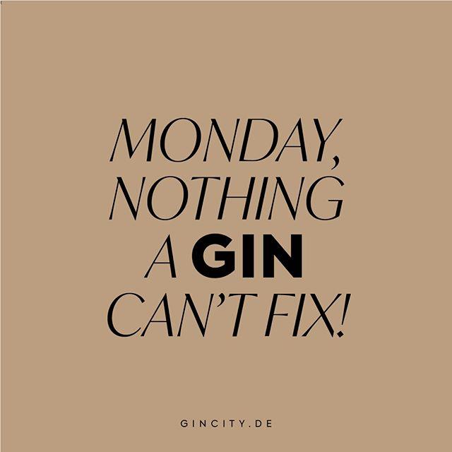 Monday, nothing a GIN can't fix! ⠀  Watch out! Diese Woche haben wir ein Special für Euch.   Let the week beGIN!  . . . . . #gincitymunich #gincity #ginstagram #gintonic #ginlovers #drinkstagram #drinklocal #munichbars #ginoclock #gintastic #ginlicious #onedrinkaday #gin #ginmash #instadrink #gindeinleben #gibdemlebeneinengin #werksviertel #werksviertelmitte #werk12 #reopening #munich #cheers #spirits #gintime #tonic #ginlove #ilovegin #ginaddict #munich