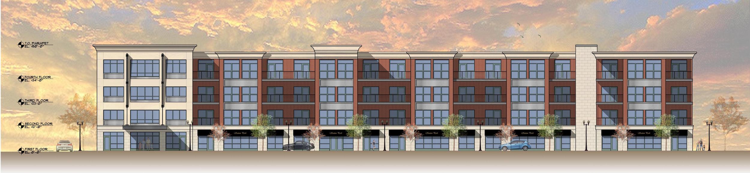 Conceptual Condominium, Anywhere, USA