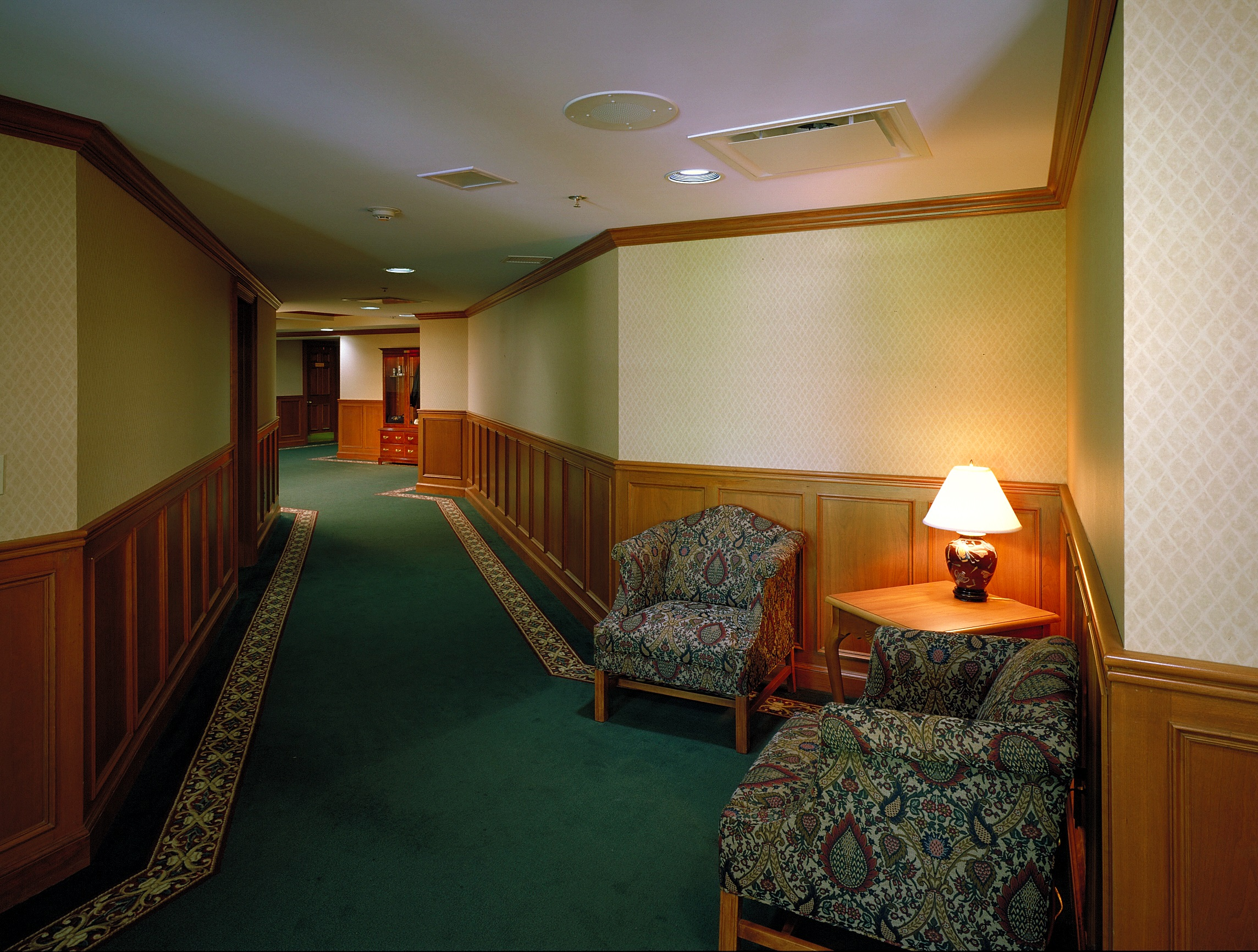 Locust Hill Country Club, Corridor