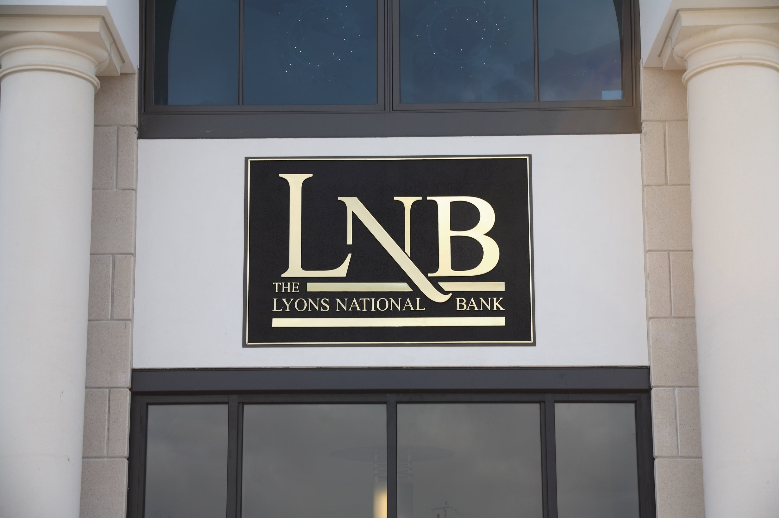 Lyons National Bank, Geneva, NY