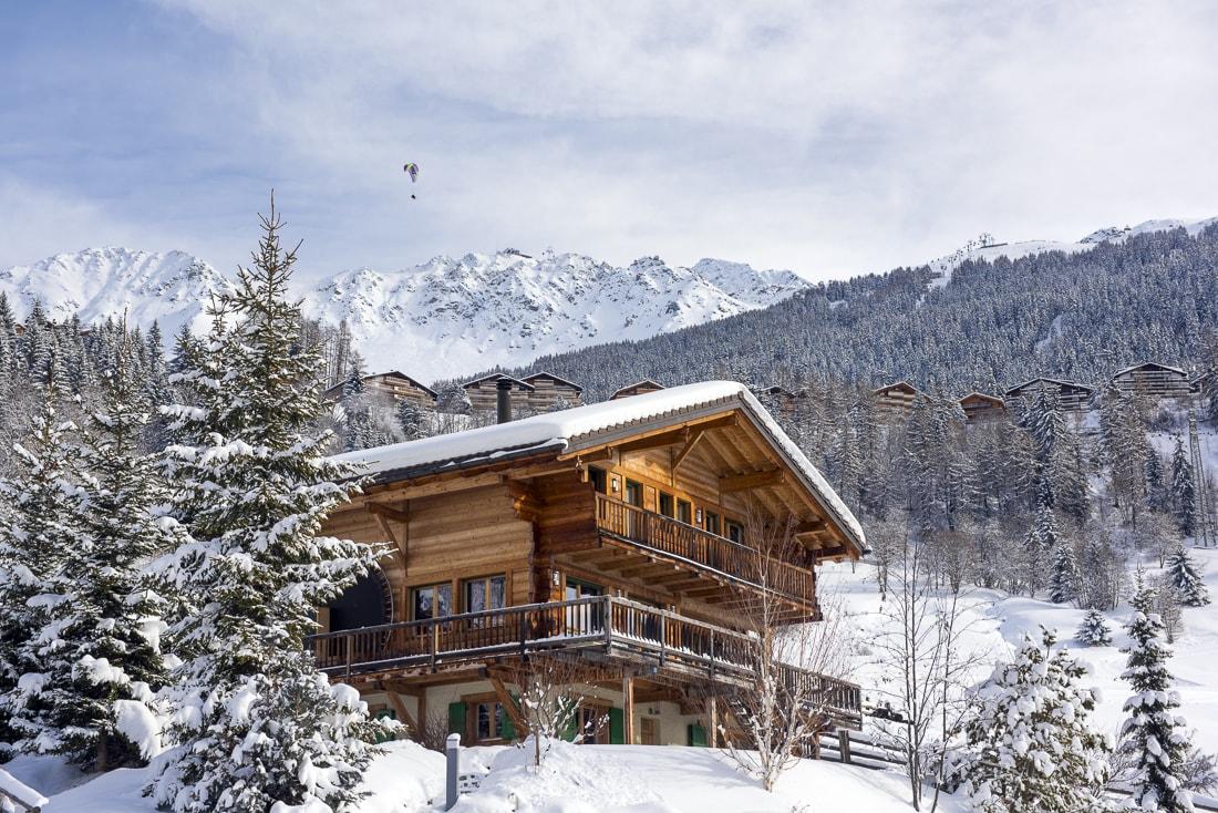 Chalet in Swiss Alps - Verbier, Switzerland