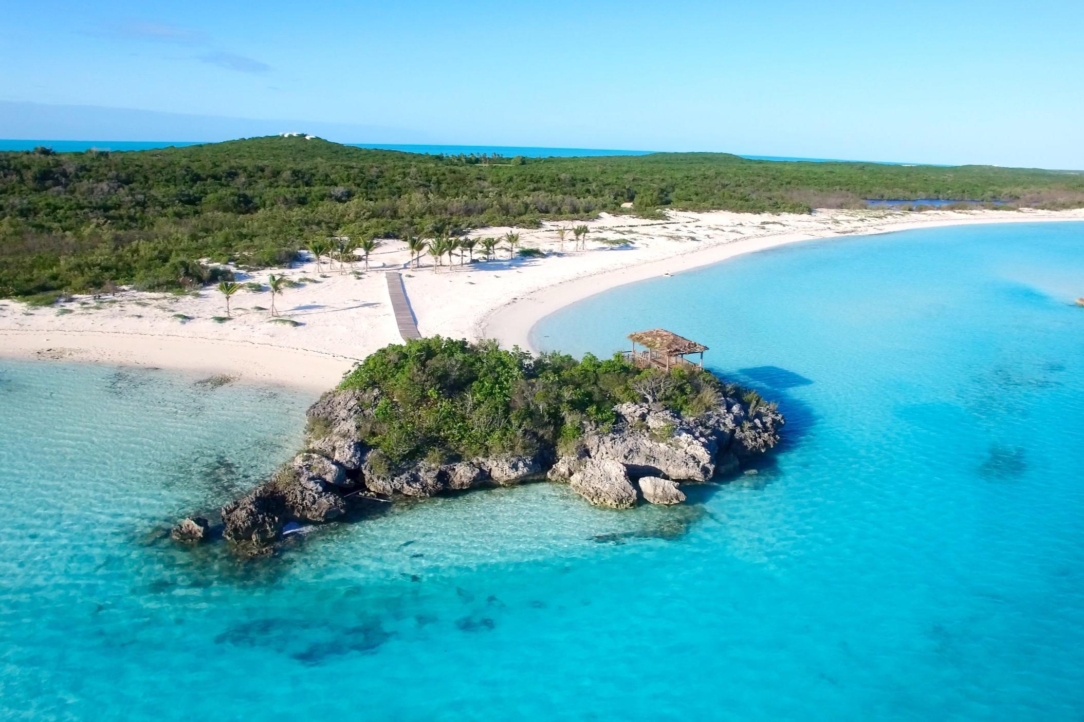 Caribbean Private Island - Exumas, Bahamas