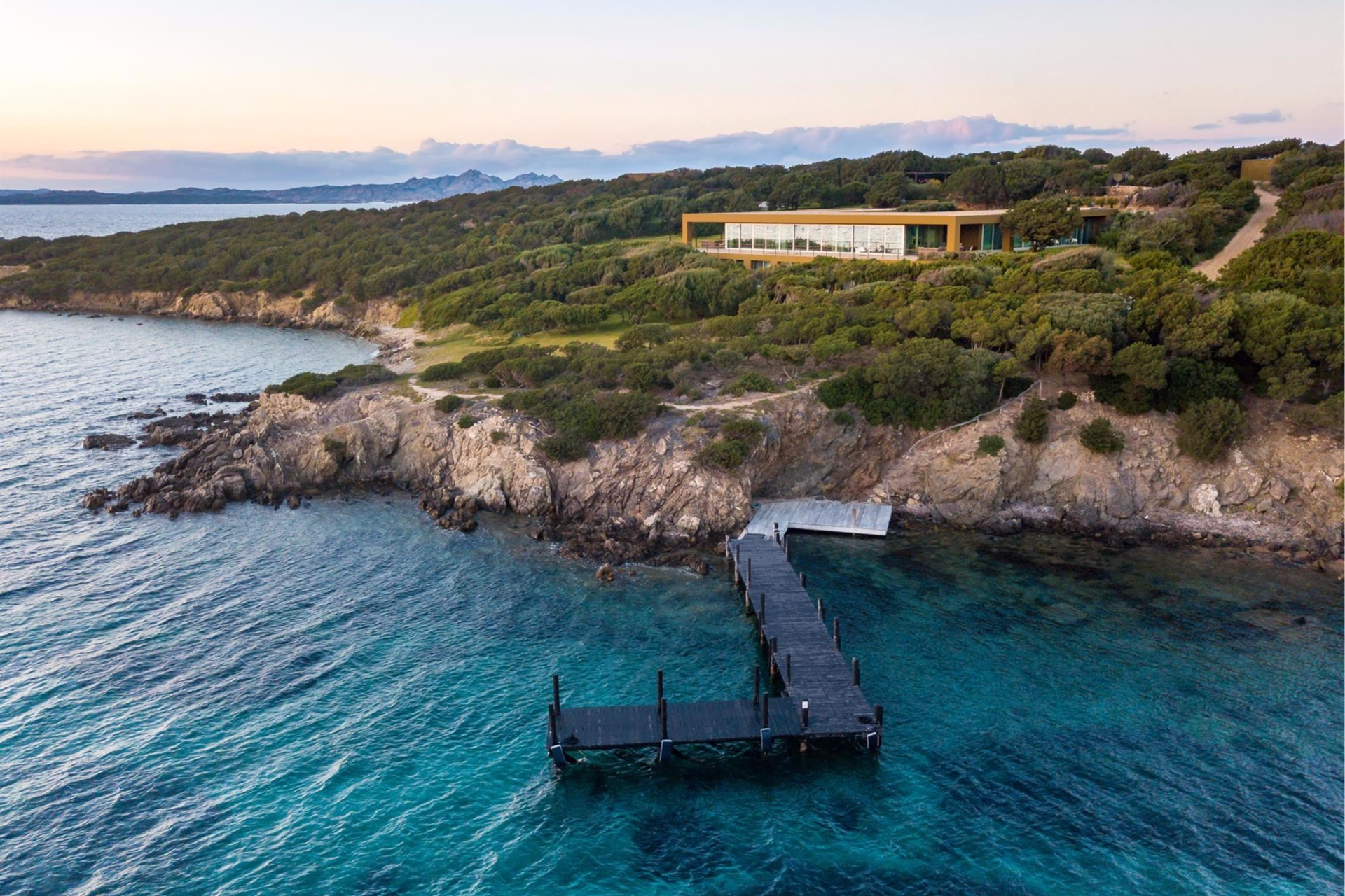 Villa, Cap d'Antibes - Côte d'Azur, South of France