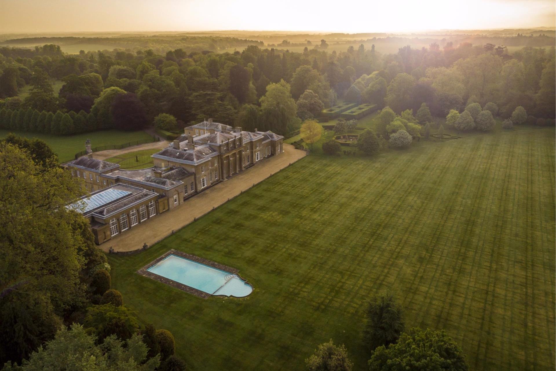 Royal Country Home - Scotland, United Kingdom