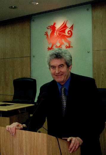 Y Cynulliad Cyntaf (1999 - 2003)