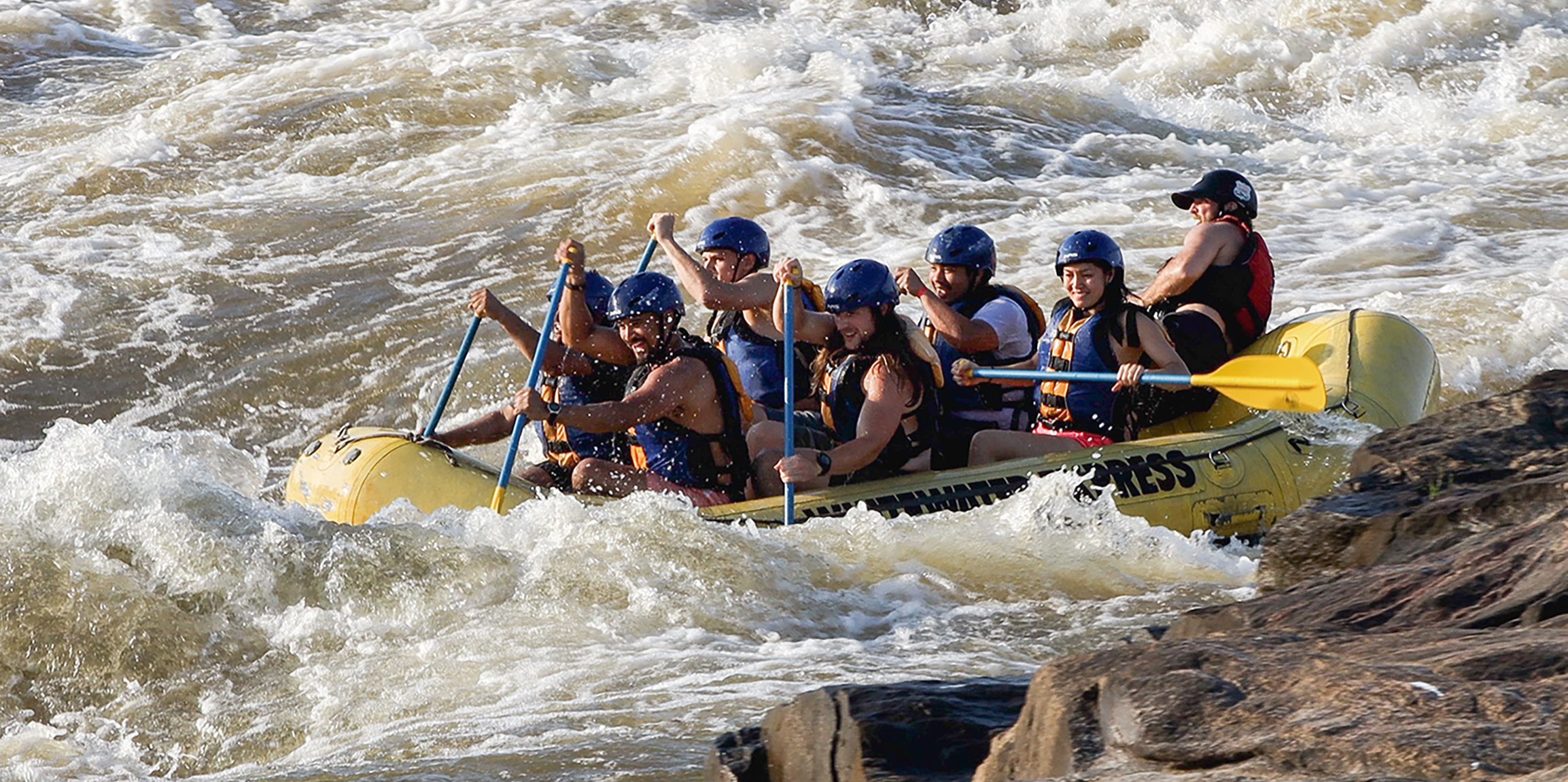 WHITEWATER RAFTING -
