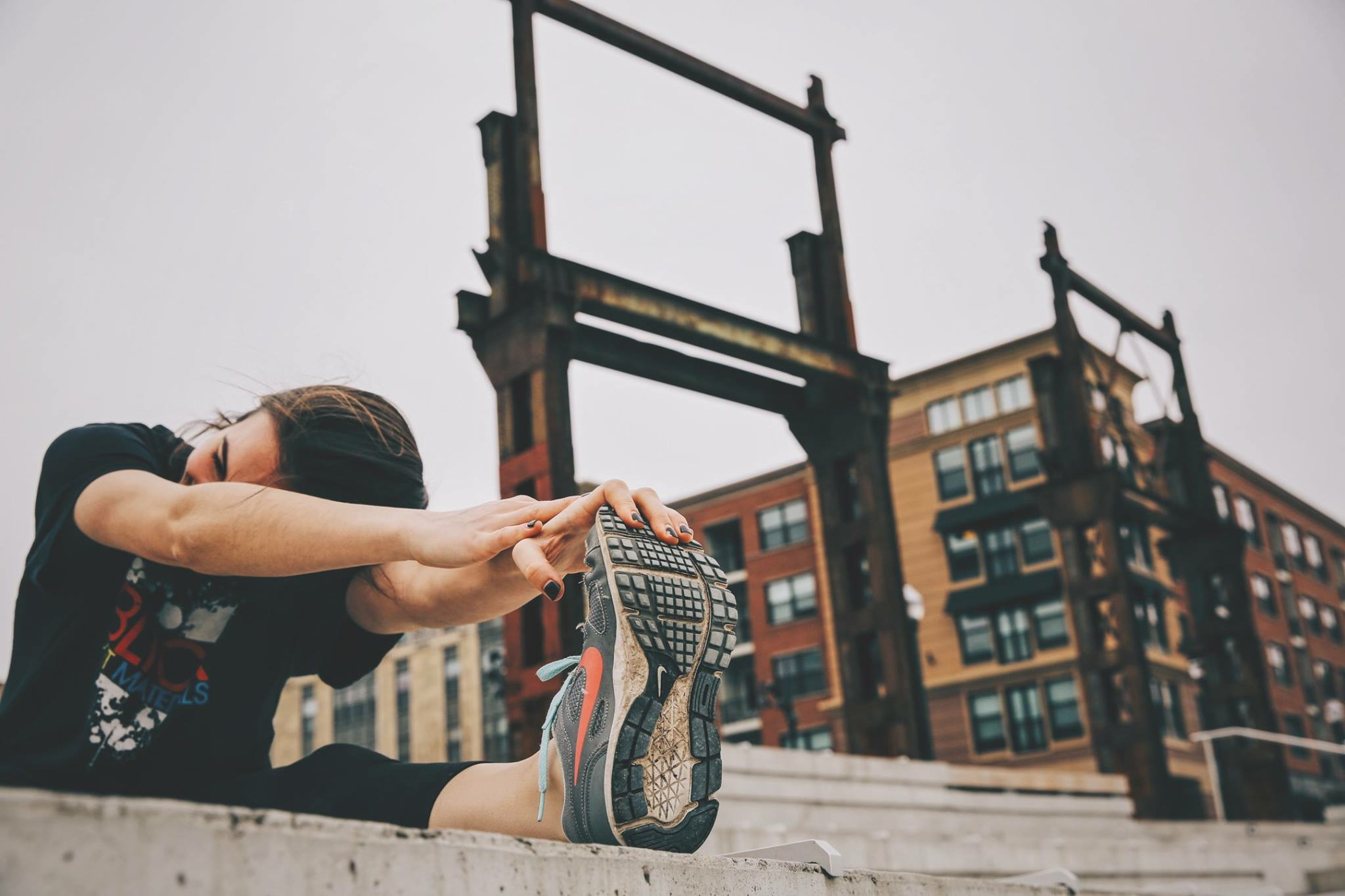 Connect on Foot -