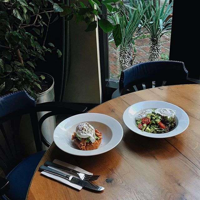 უკვე დააგემოვნეთ ჩვენი სიახლე - ავოკადოს ტოსტი და სალათი? 🥑🍴 • Great news for avocado lovers. #StradaTbilisi #NewMenu