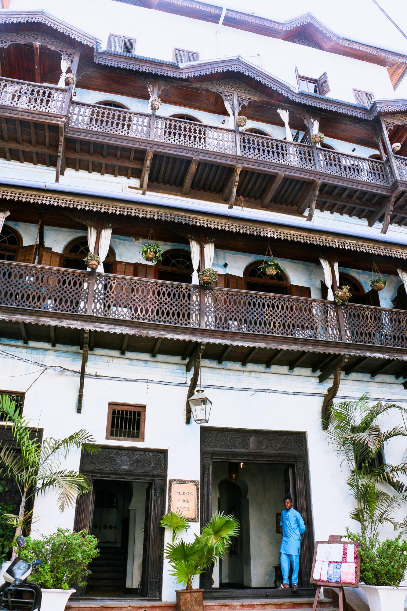 Emerson Spice Hotel Stone Town Zanzibar