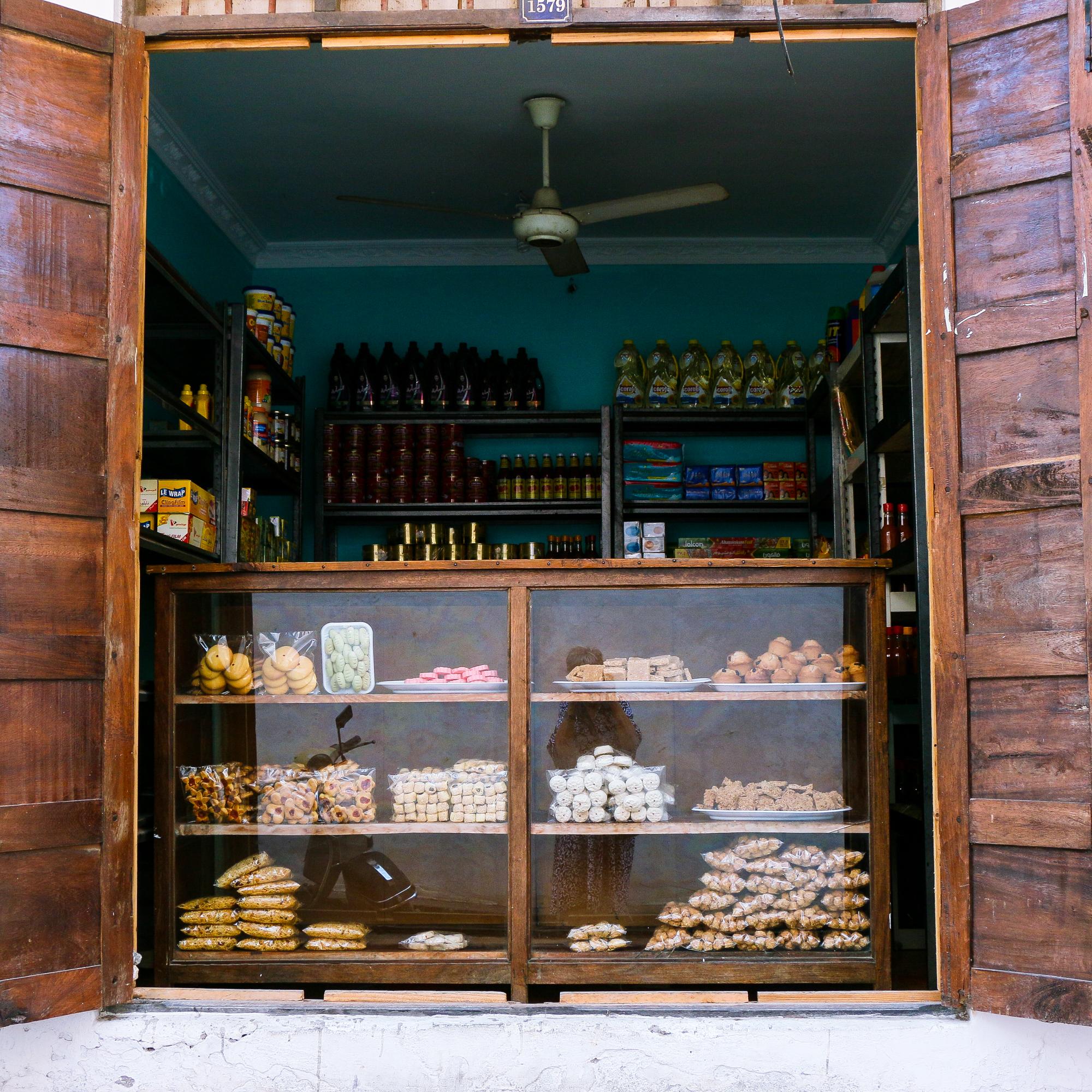 Cake shop Stone Town Zanzibar