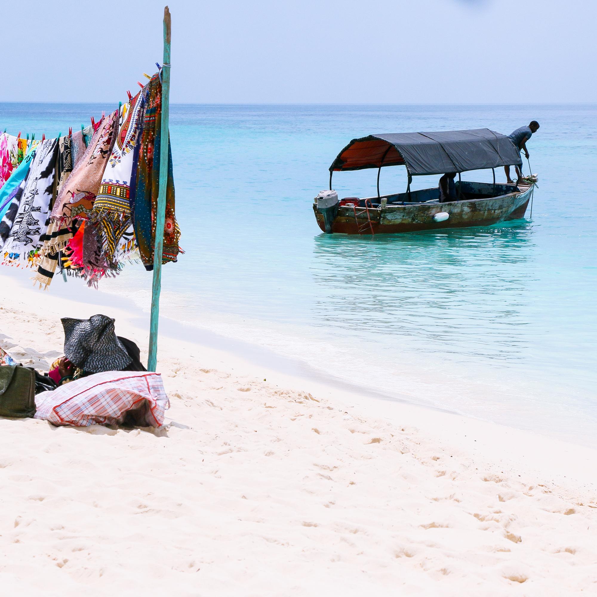 Pange Island Zanzibar