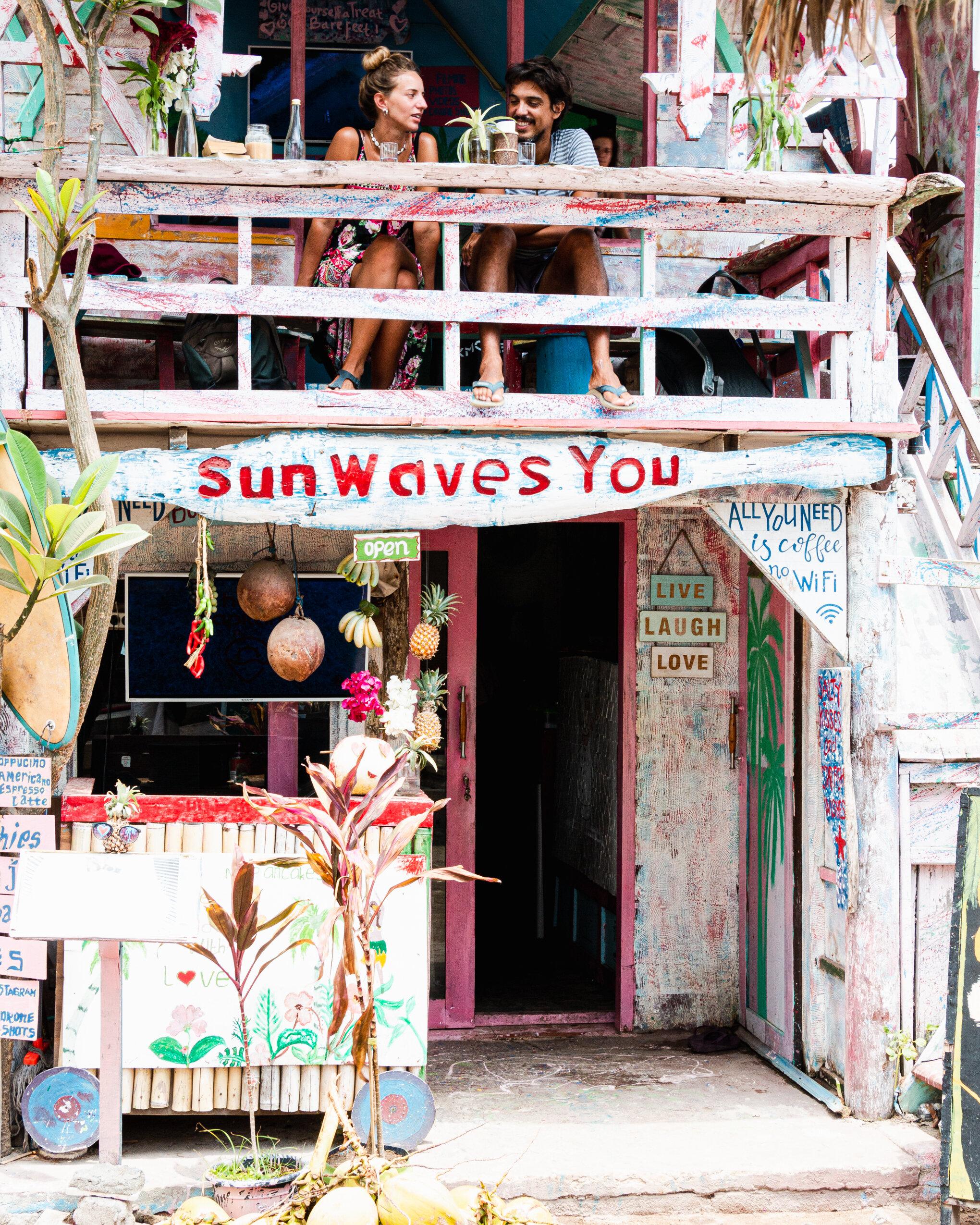 Sun Waves You