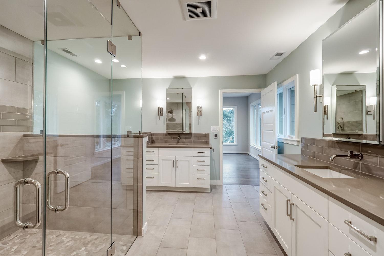 Lake Joyce Bathroom Remodel -