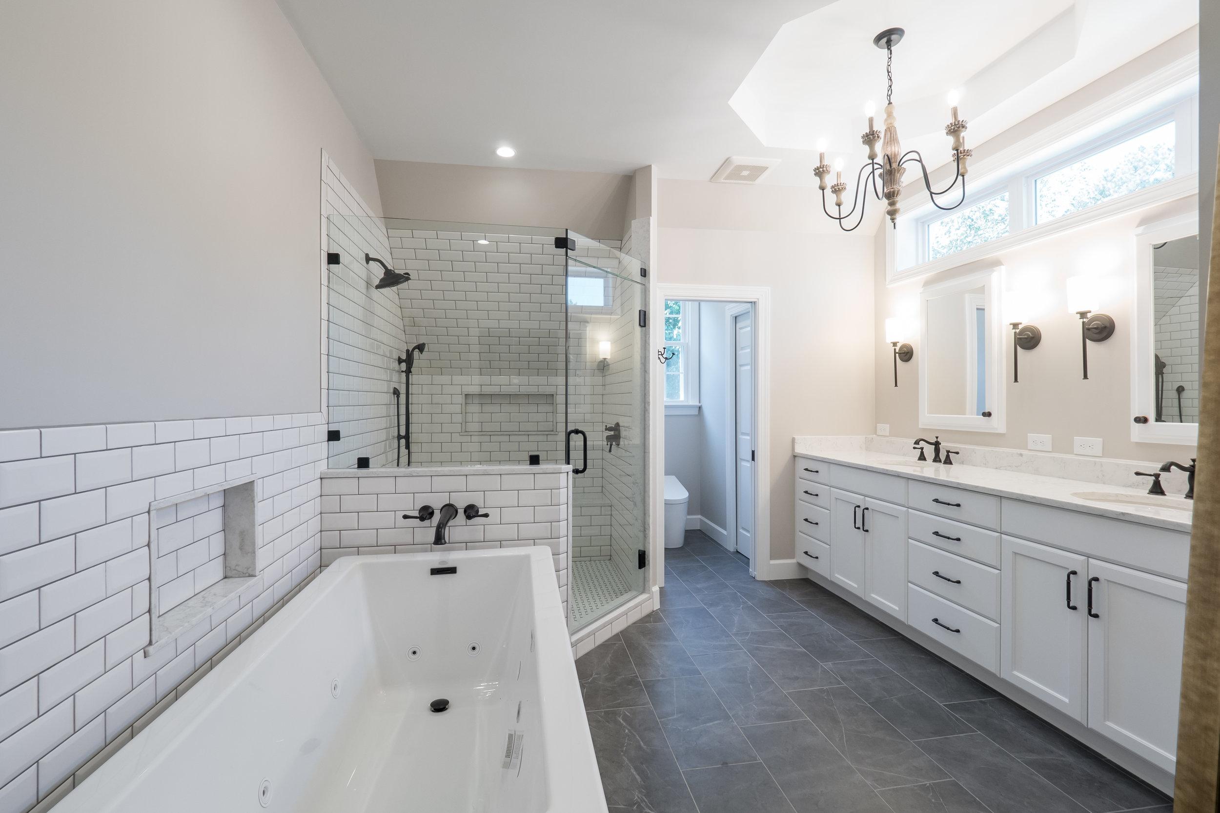 Timeless Bathroom Remodel -