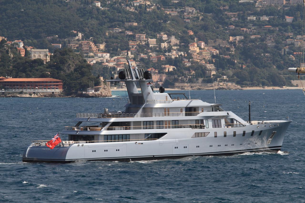 85m Pacific build by Luerssen
