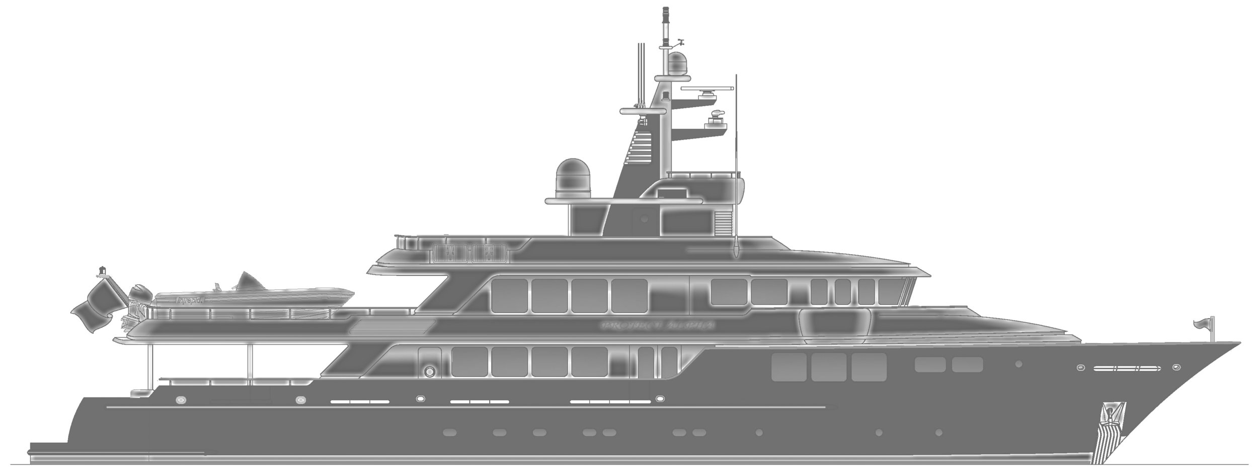 149ft Custom Explorer Motoryacht