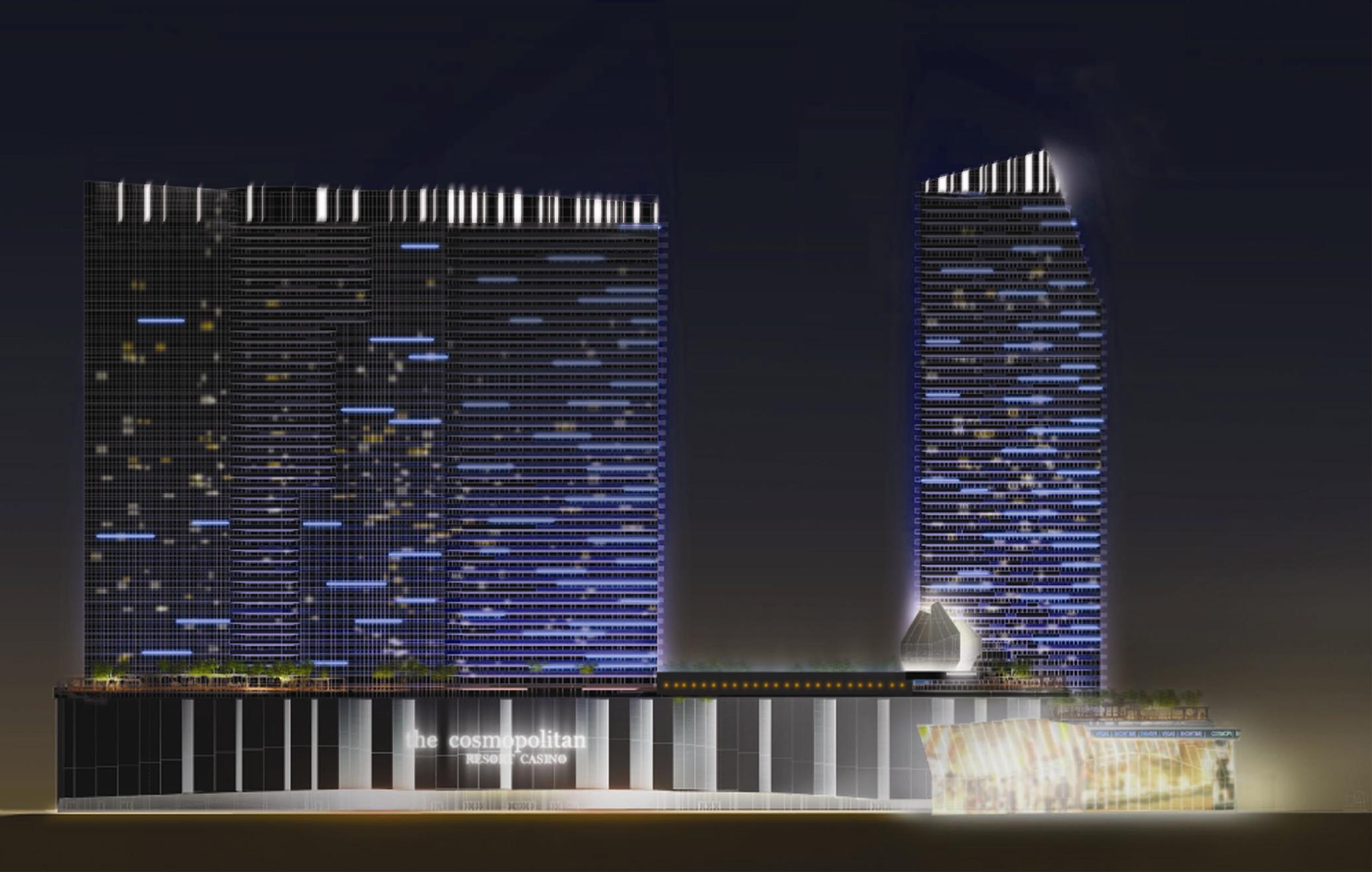 The Cosmopolitan Casino & Resort, Las Vegas