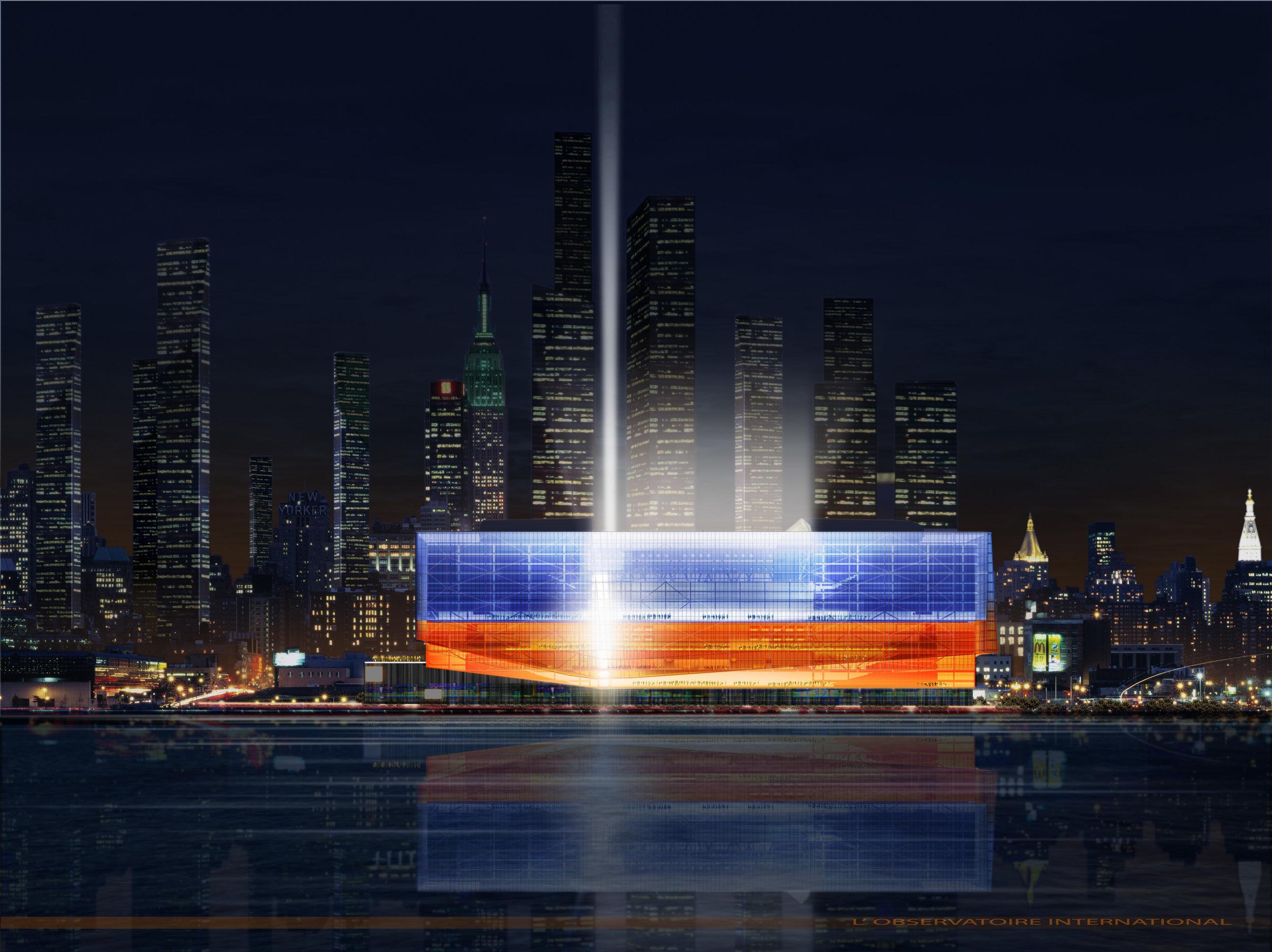New York Jets Stadium Proposal (2005)