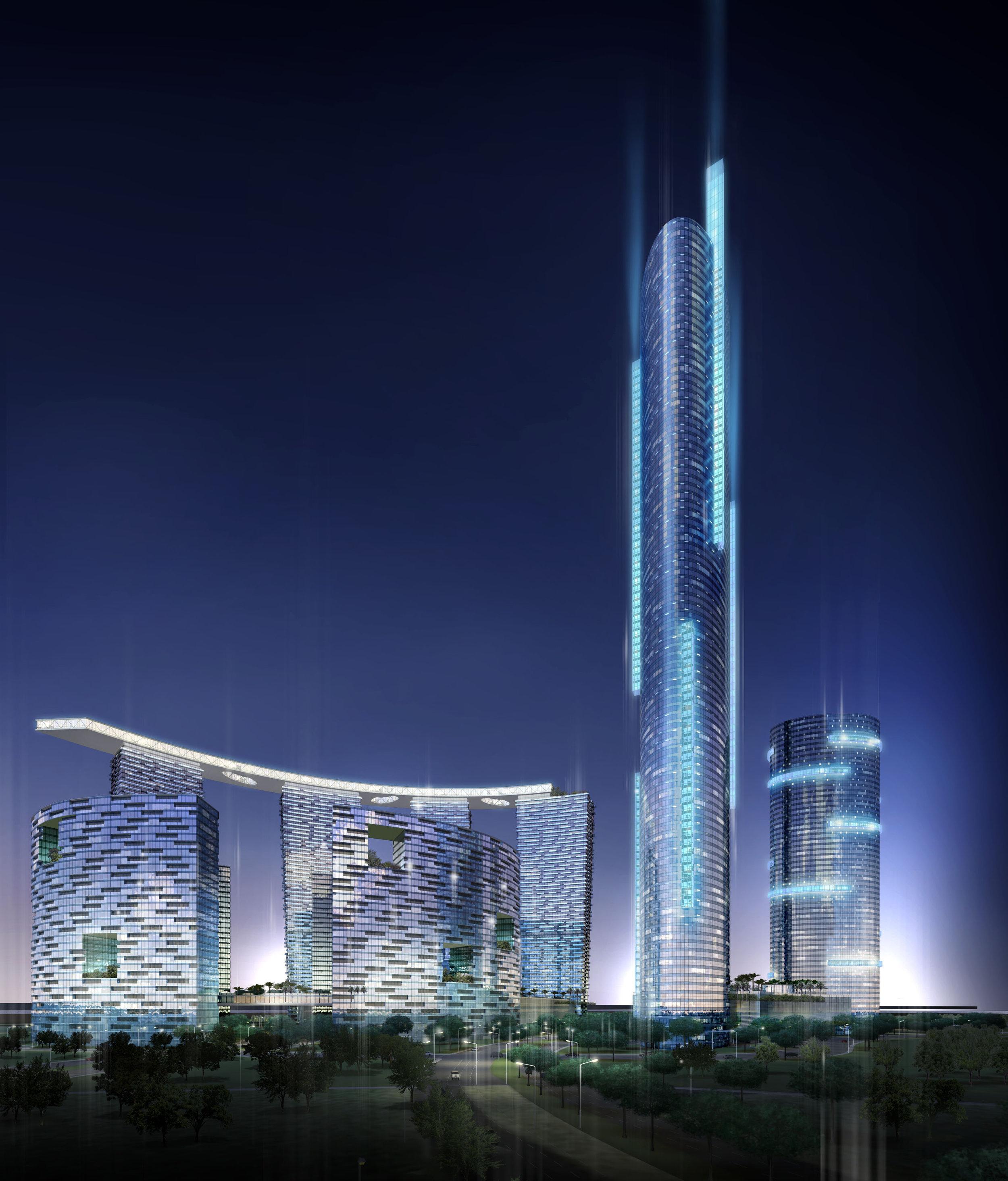 The Shams in Abu Dhabi