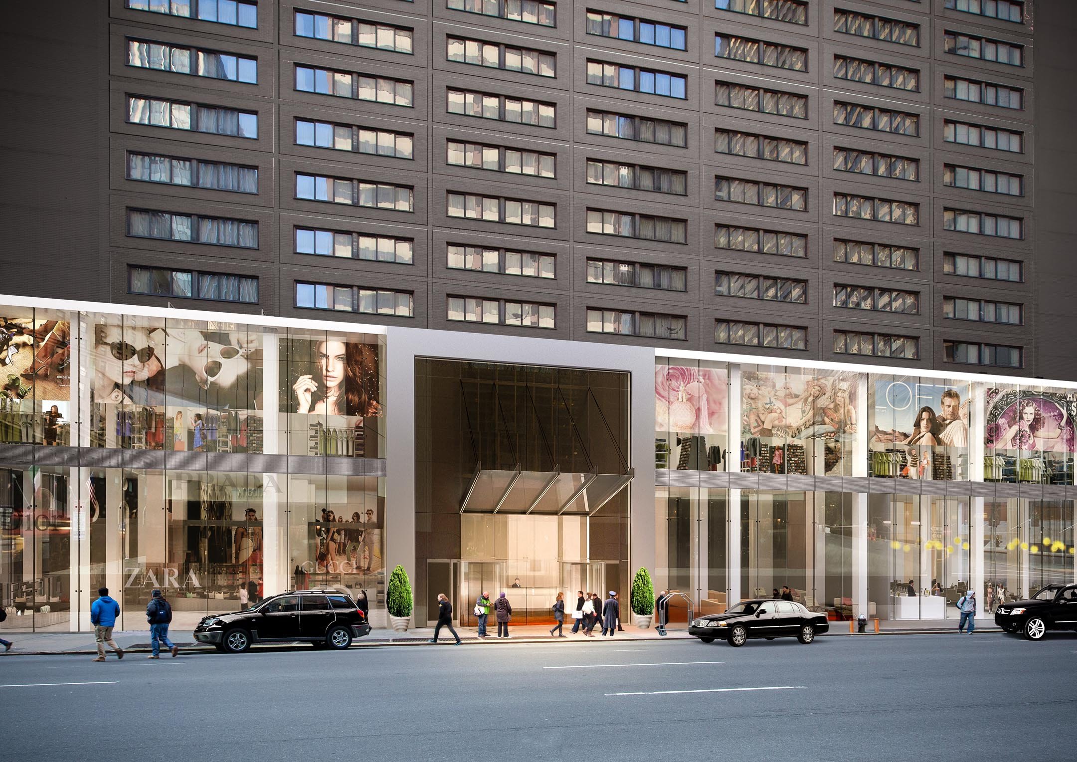 NYC Retail Facade Proposal - Opt 4