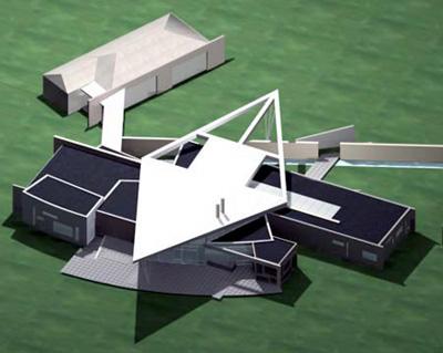 Long Island Residence Design (2002)