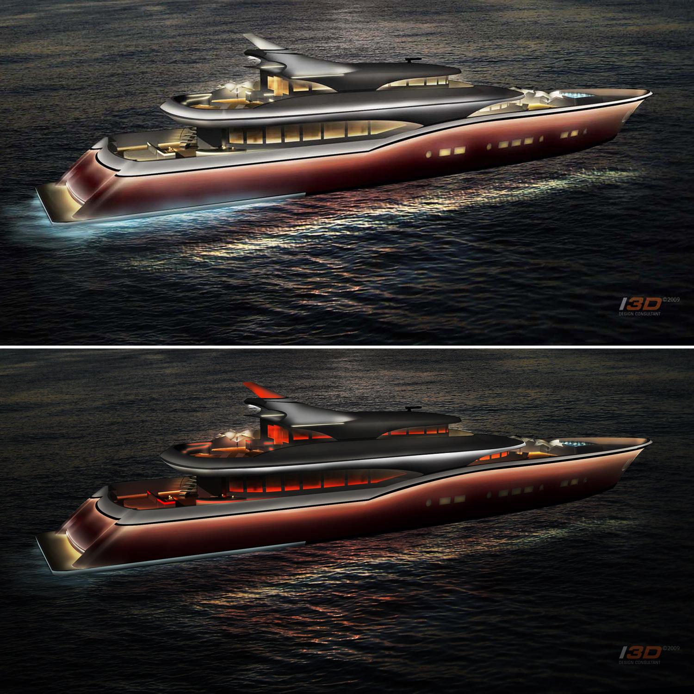 60m Performance Yacht