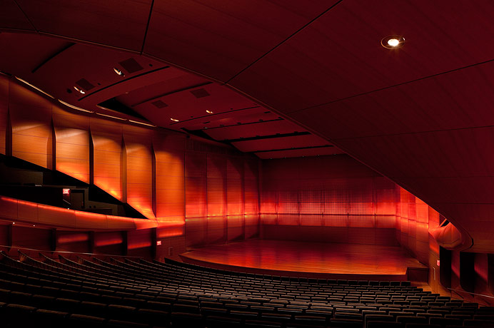 Lincoln Center - Alice Tully Hall by Diller & Scofidio