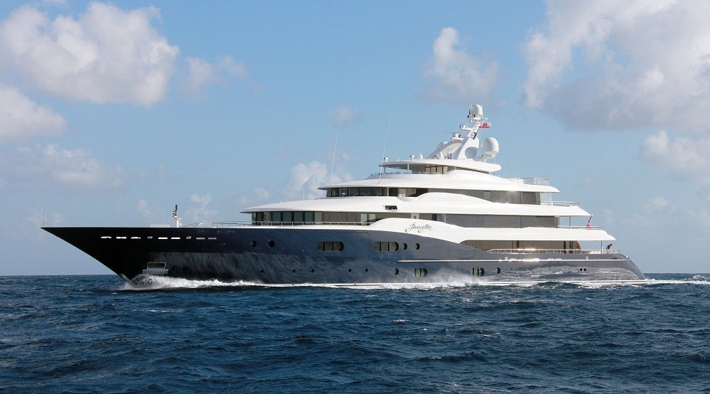 79M M/Y AMARYLLIS - Interior & Exterior Lighting Design