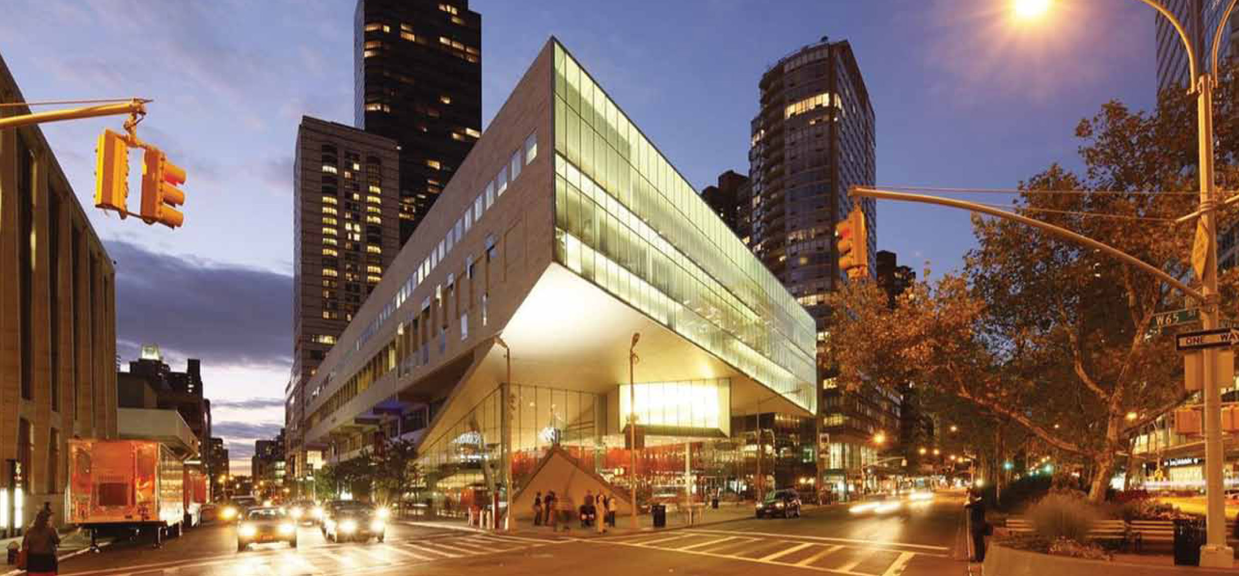 Lincoln Center - Alice Tully Hall