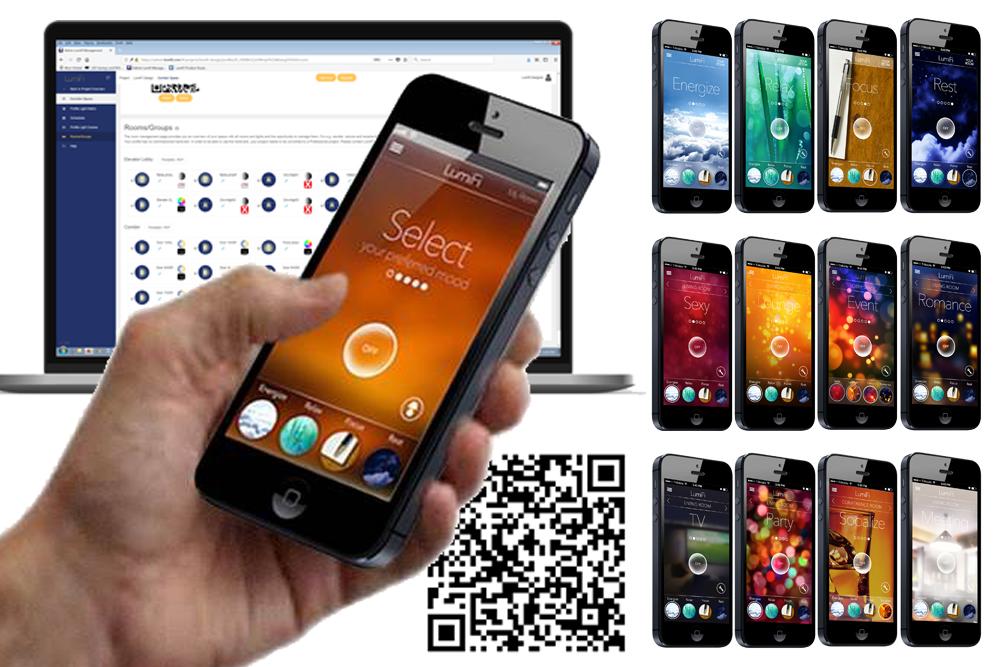 LumiFi - Digital Experience (App & Web)