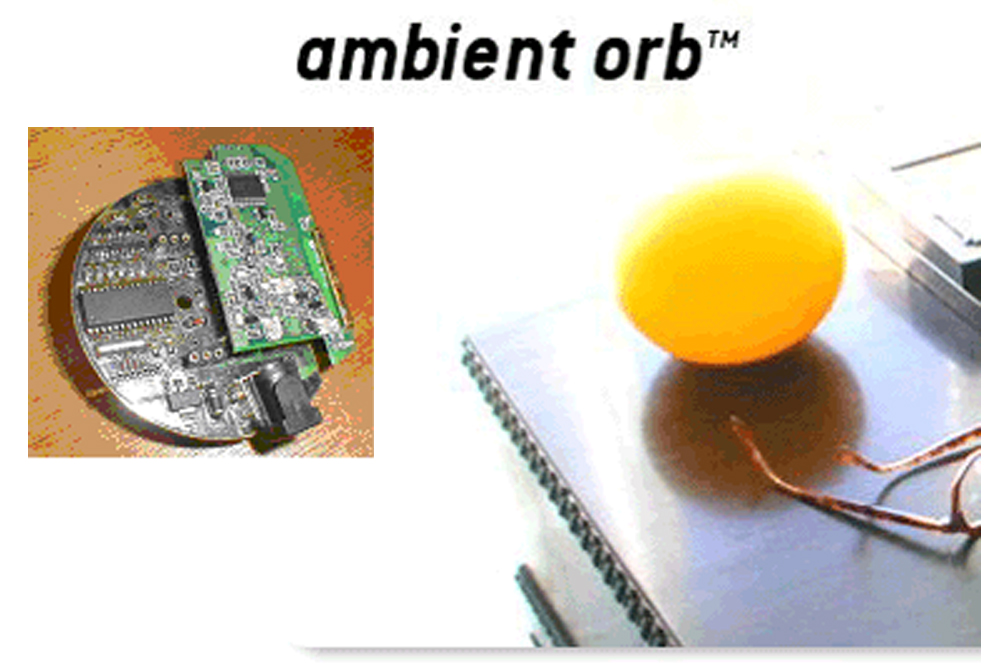 Ambient Orb Collaboration (2002-2003)