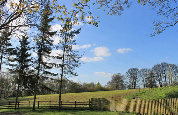 Beautiful VIEWS AT ROOKERY FARM GLAMPING