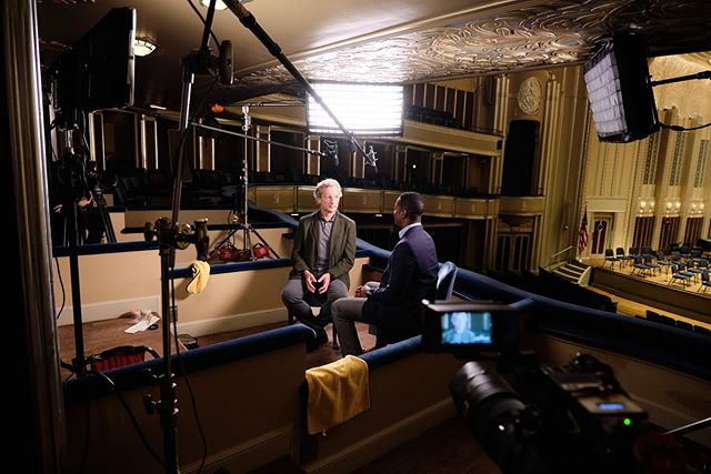 BTS: Franz Welser-Most and Mark Williams of The Cleveland Orchestra