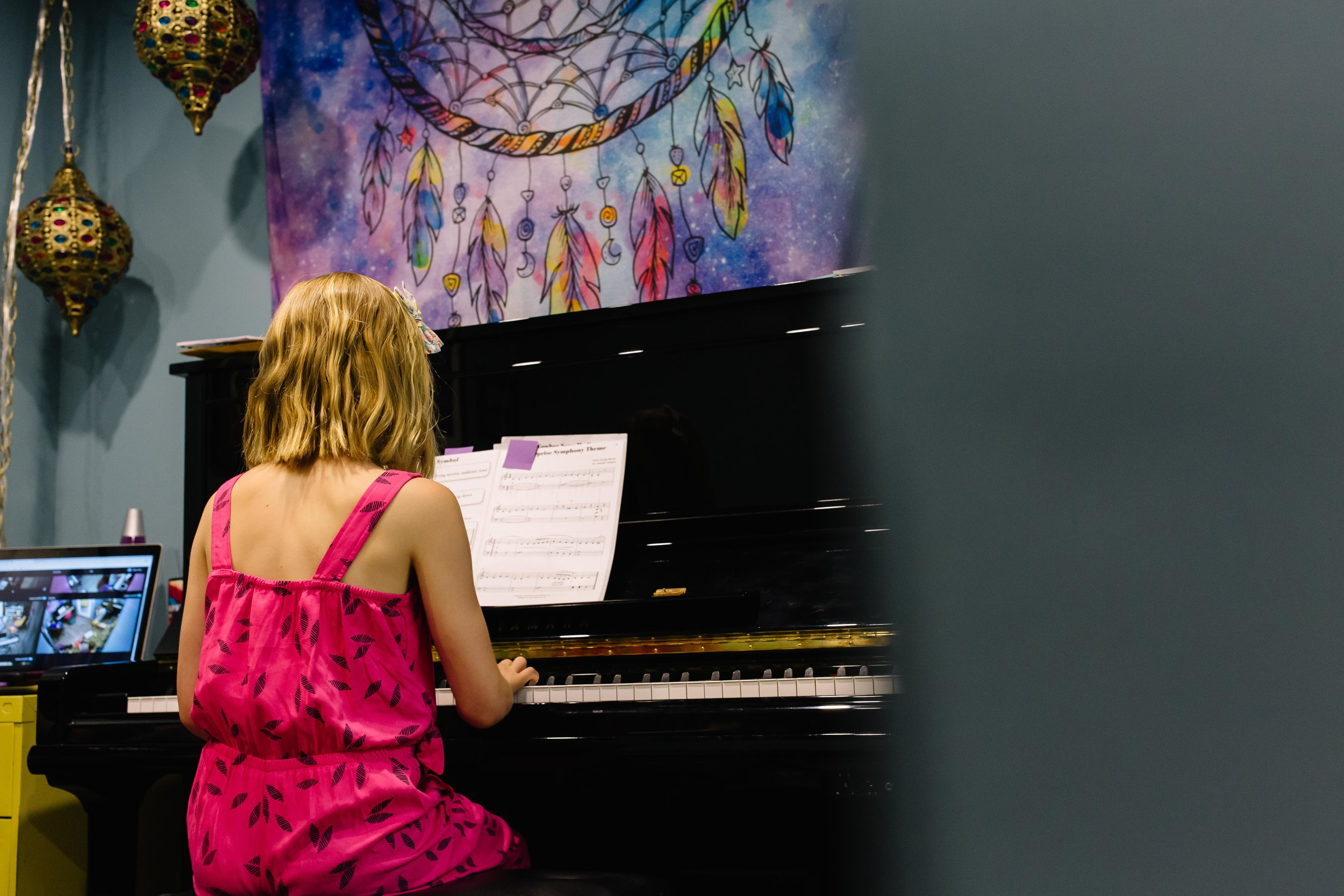 - Piano Lessons your kids will thank you for.