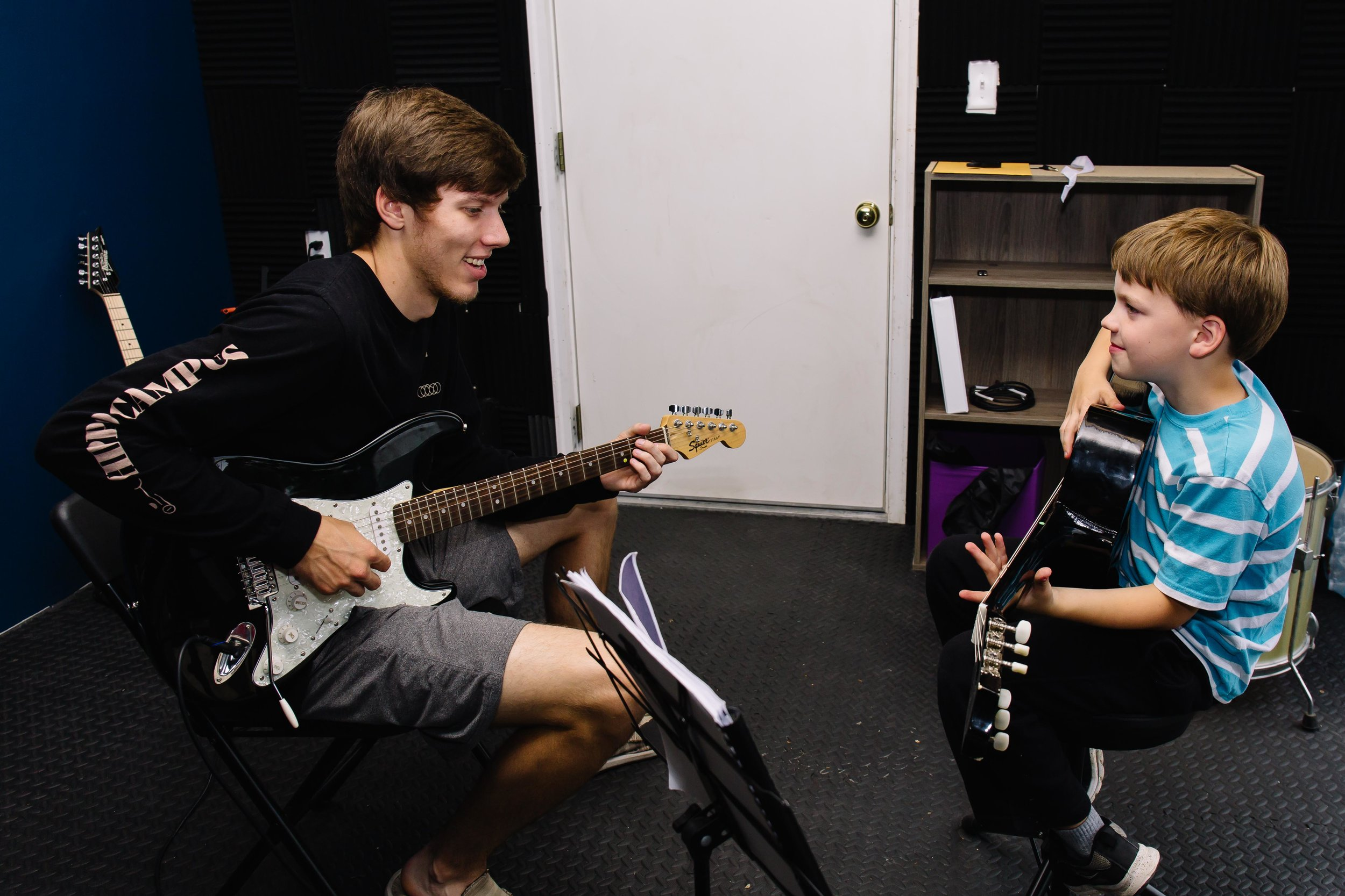 - Guitar Lessons your kids will thank you for!