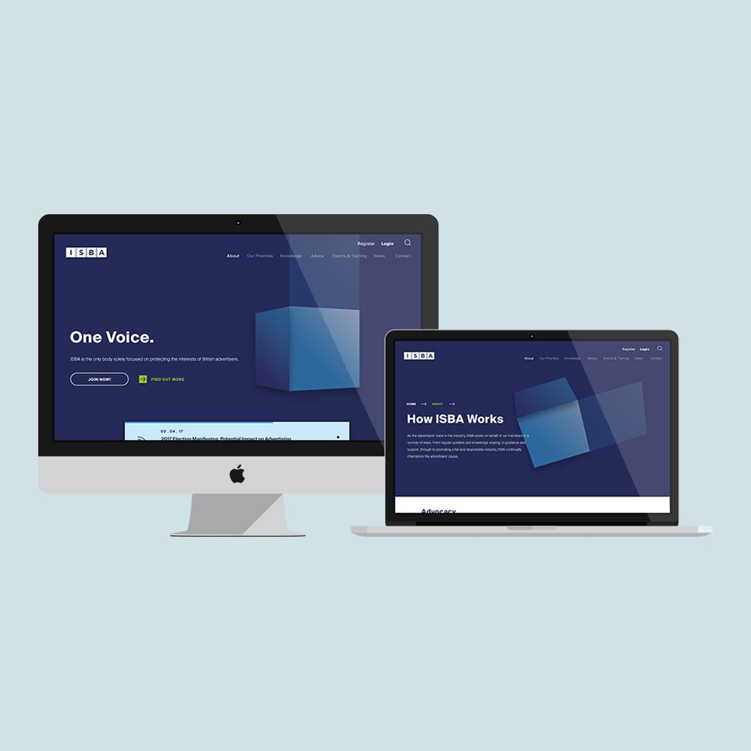 ISBA Website