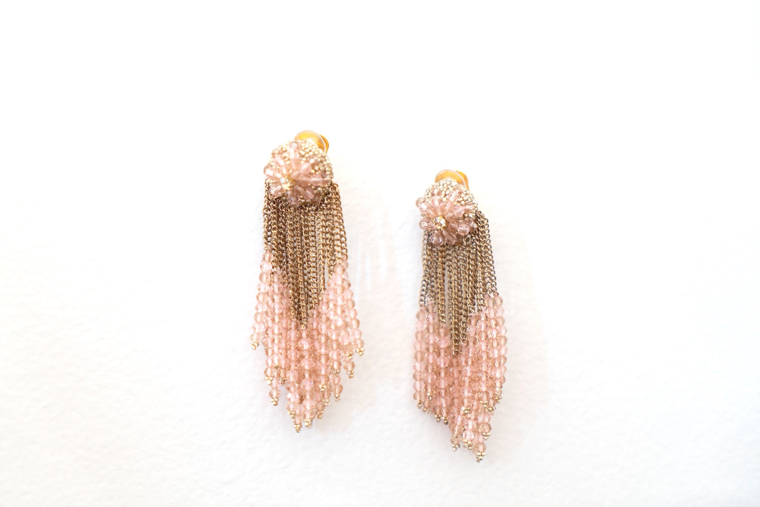 12. Oscar de la Renta ✳︎ Earrings ✳︎
