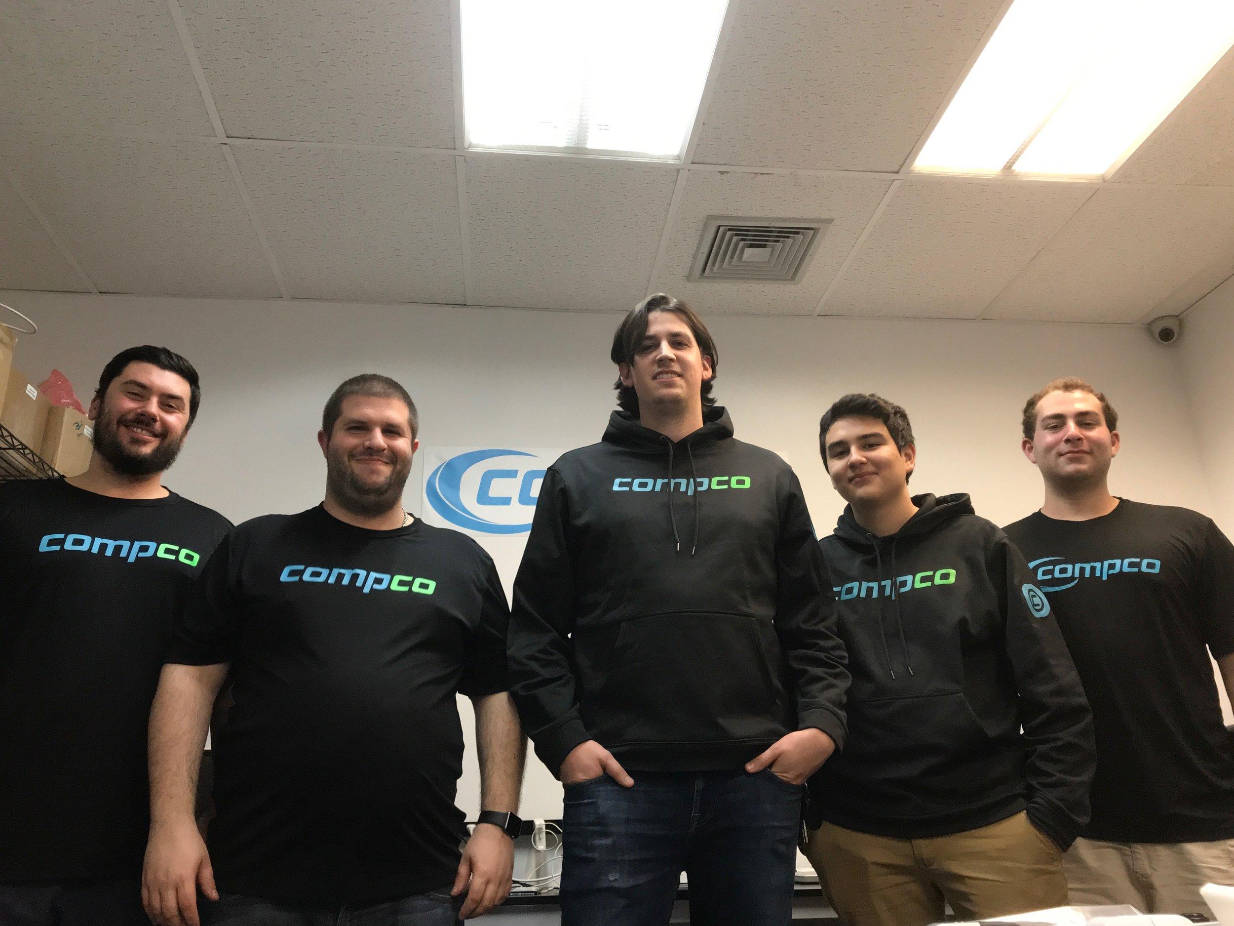 The 2017 team