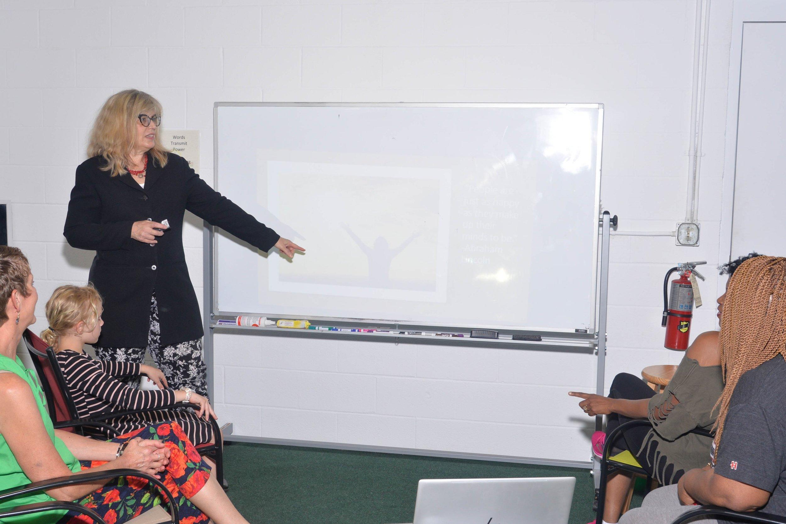 CoWorking Wellness Workshop