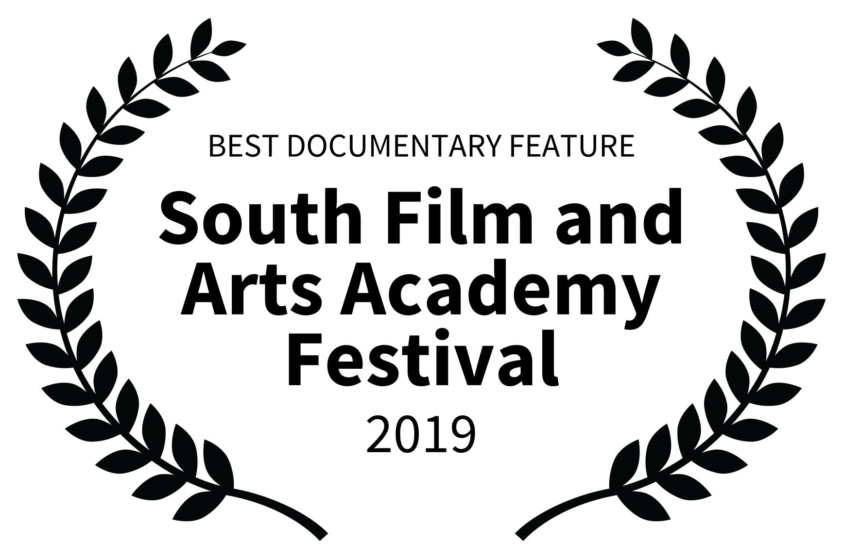 BEST DOCUMENTARY FEATURE - South Film and Arts Academy Festival - 2019.PNG