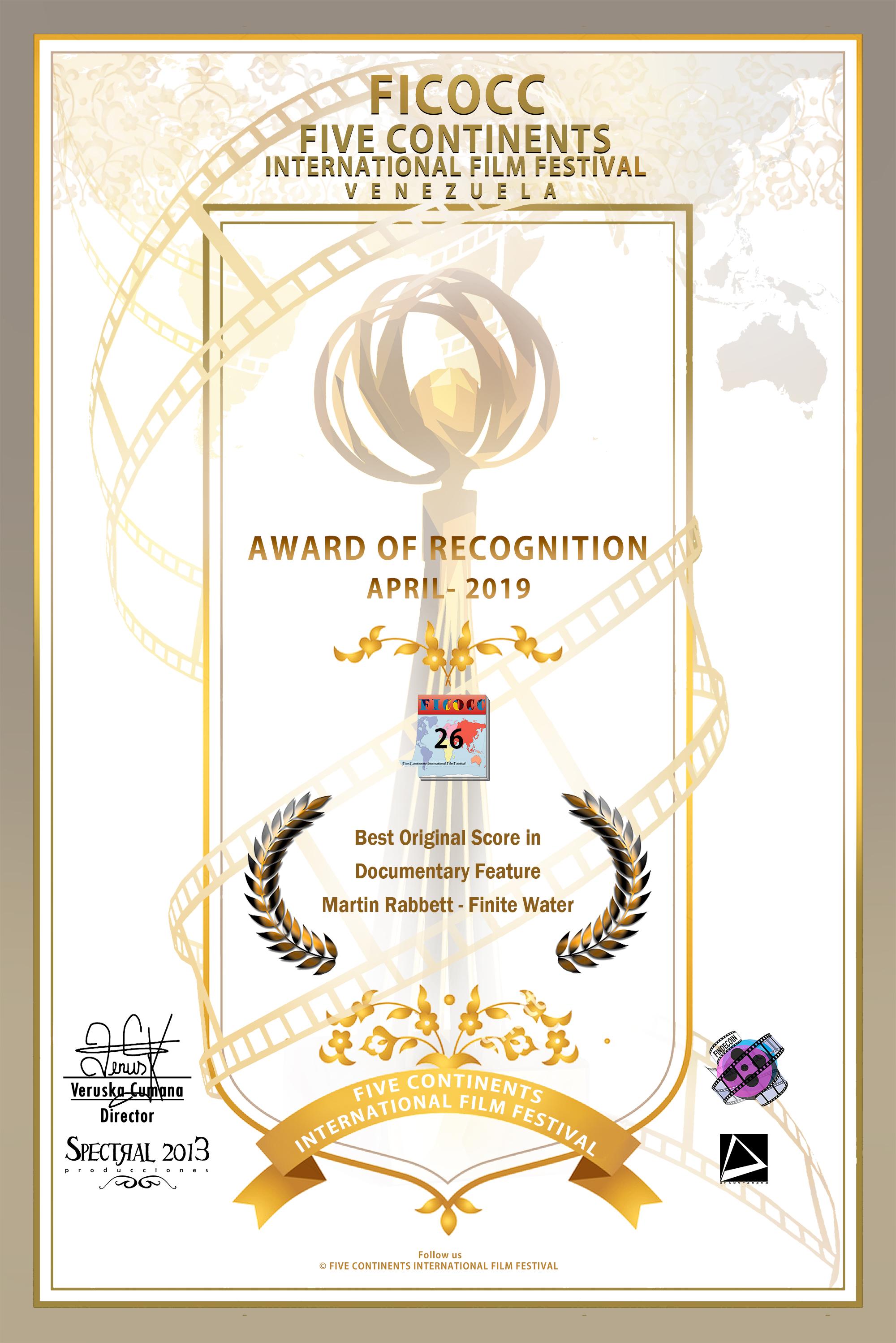 Best Original Score in Documentary Feature.JPG