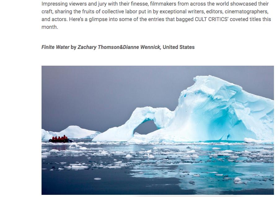 Iceberg Photo by Peter Diamond