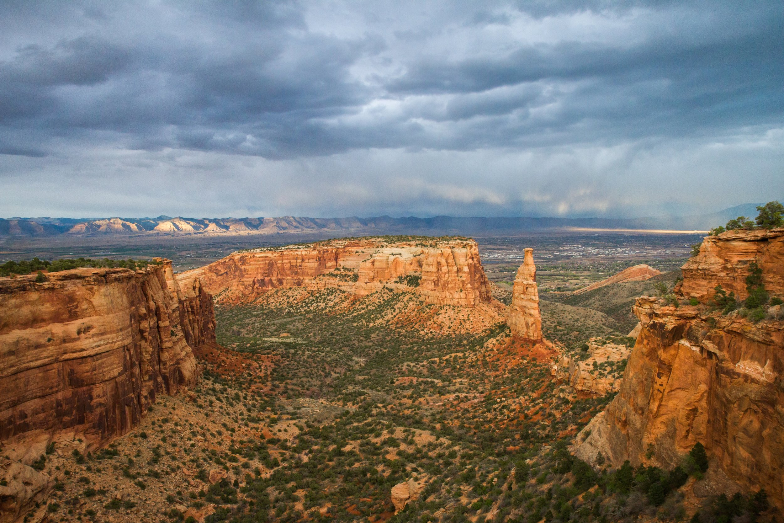 Colorado National Monument - A short drive from Grand Junction